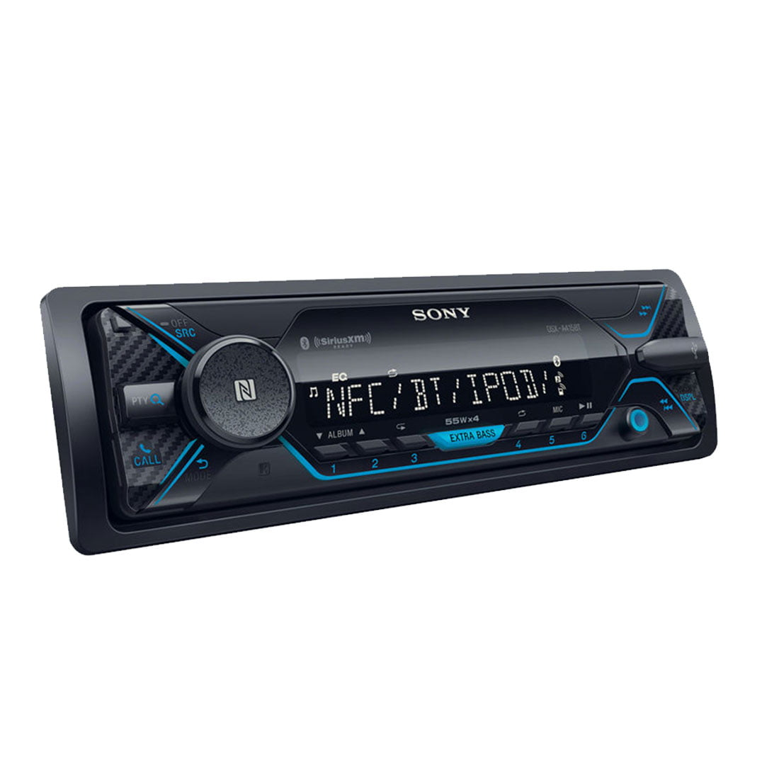 Sony DSX-A415BT Media Receiver with Bluetooth Technology