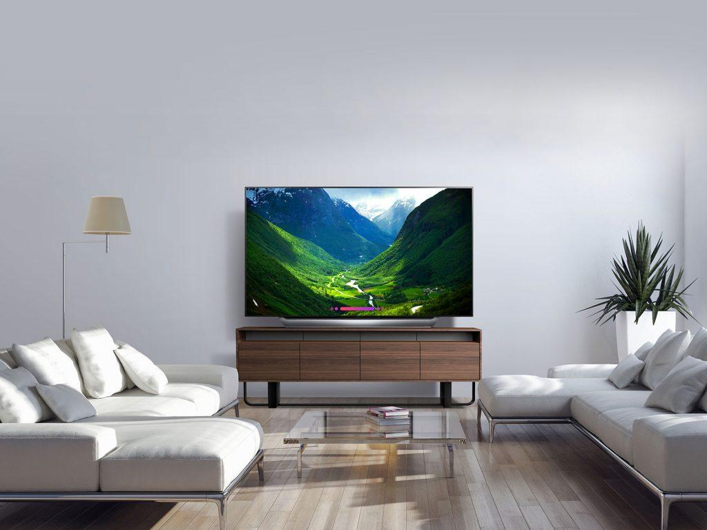 Lg Oled65c8 4k Hdr 65 Quot Smart Ai Oled Tv W Thinq