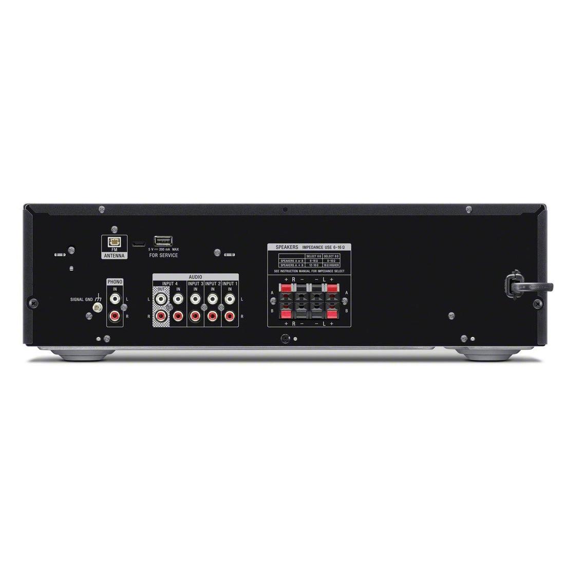 Sony Str Dh190 Stereo Receiver W Phono Amp Bluetooth