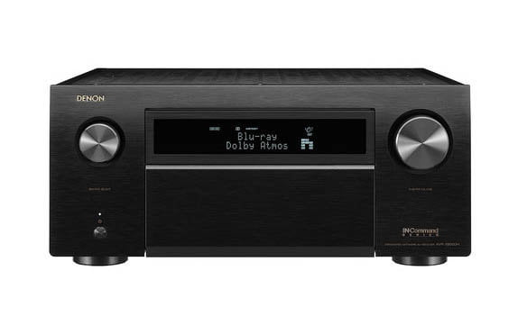 Denon AVR-X8500H 13.2 Channel Home Theater Receiver