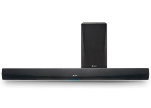 Denon HEOS HomeCinema Wireless Soundbar With Wireless Subwoofer