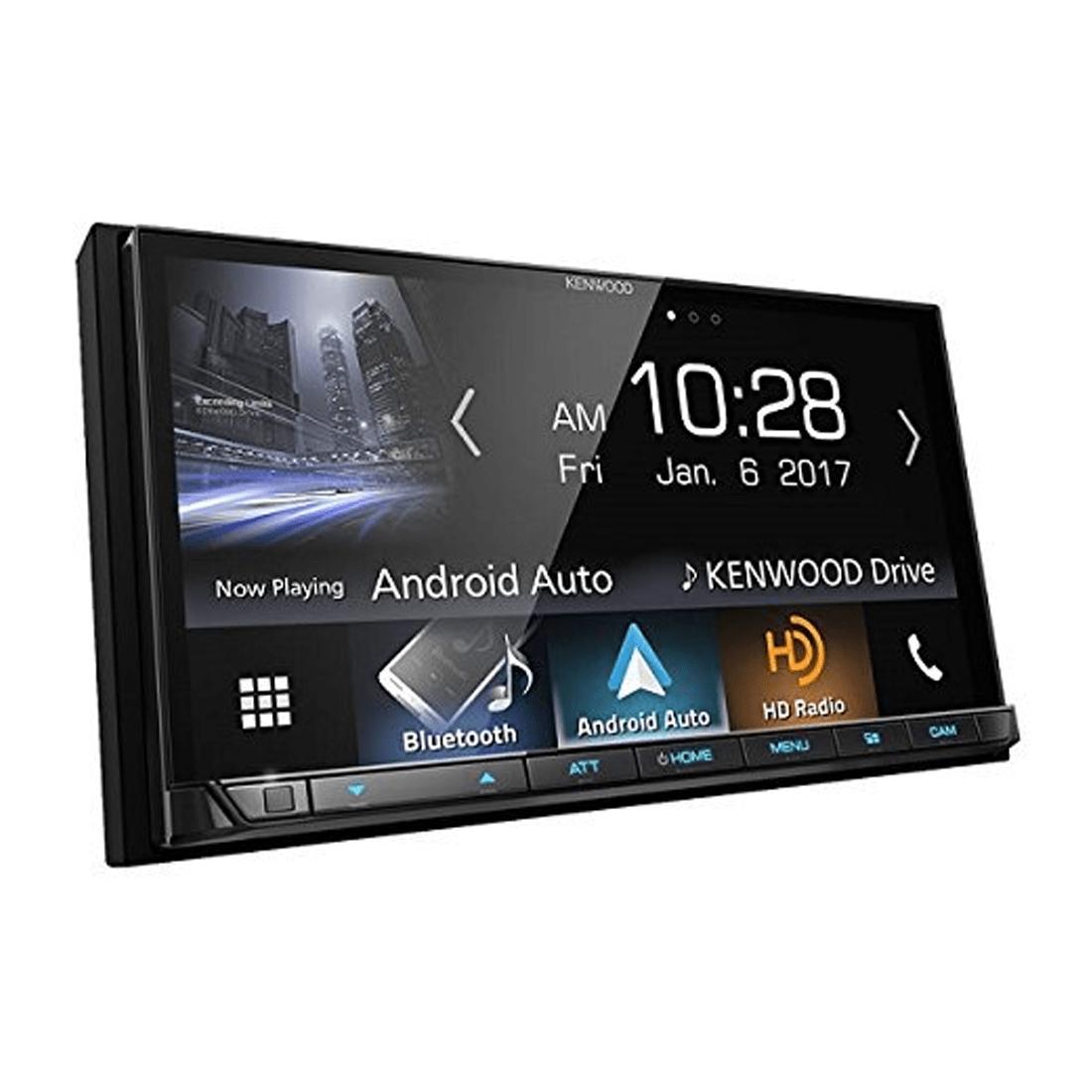 Kenwood Instrument Panel Labeled : Kenwood dmx s quot dvd media navigation receiver with