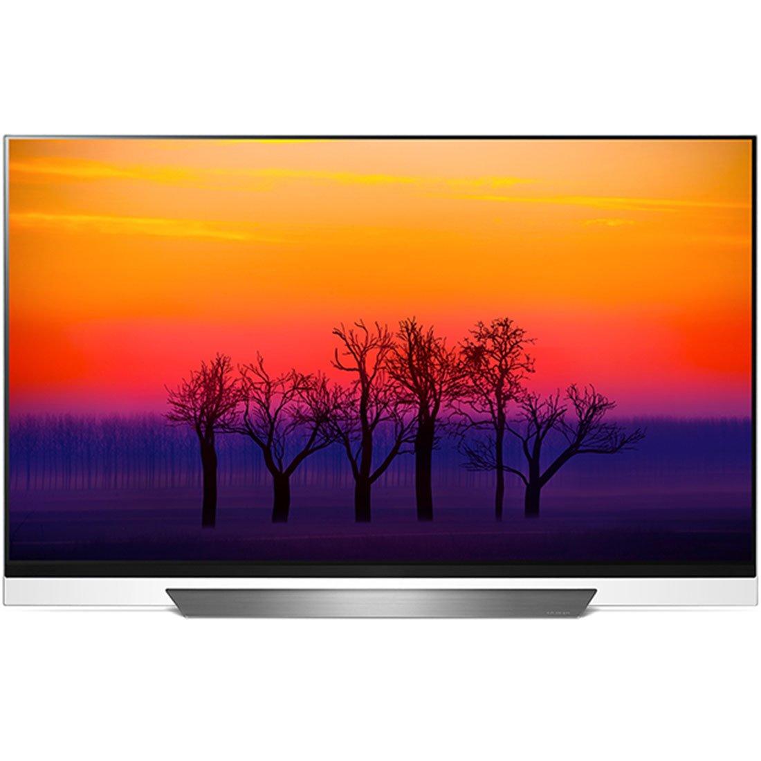 lg oled55e8 4k hdr smart ai oled tv w thinq. Black Bedroom Furniture Sets. Home Design Ideas