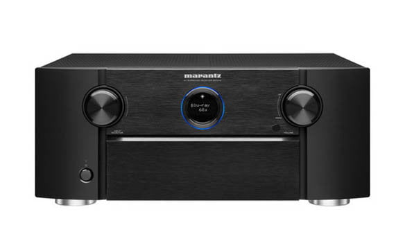 Marantz SR7012 9.2 Channel Full 4K Ultra HD Network AV Surround Receiver with HEOS Wireless Multi-Room Technology