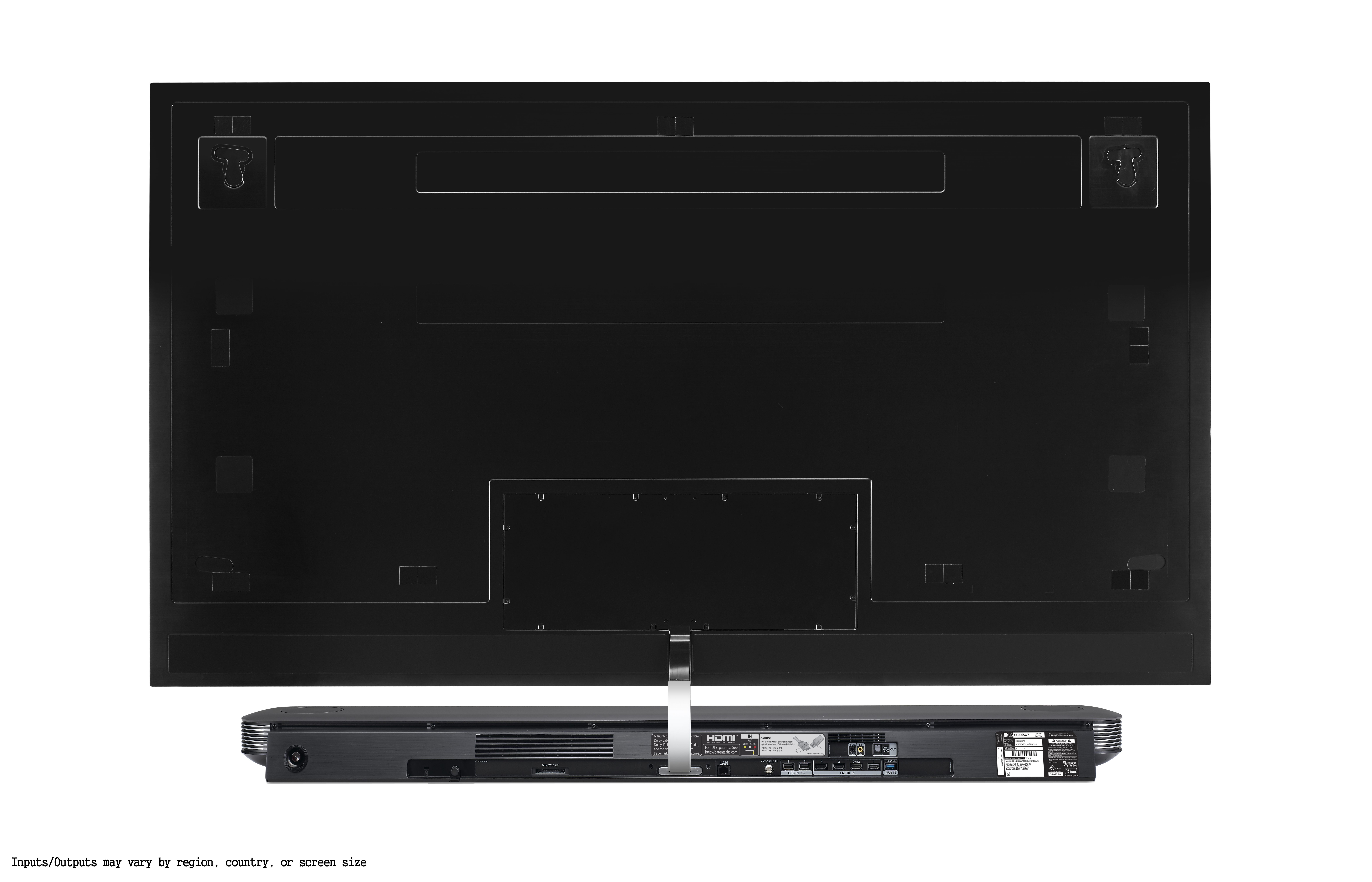 Lg Oled65w8 Signature 65 Oled Tv 4k Hdr Ai Smart Tv