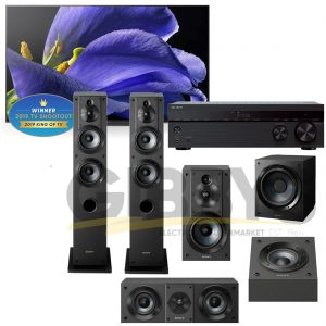 Sony 98 - STR-DH790-Speaker Bundle