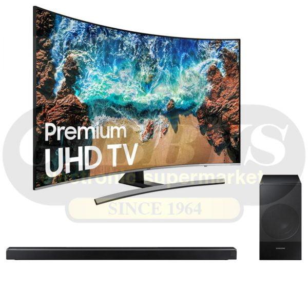 Samsung UN55NU8500