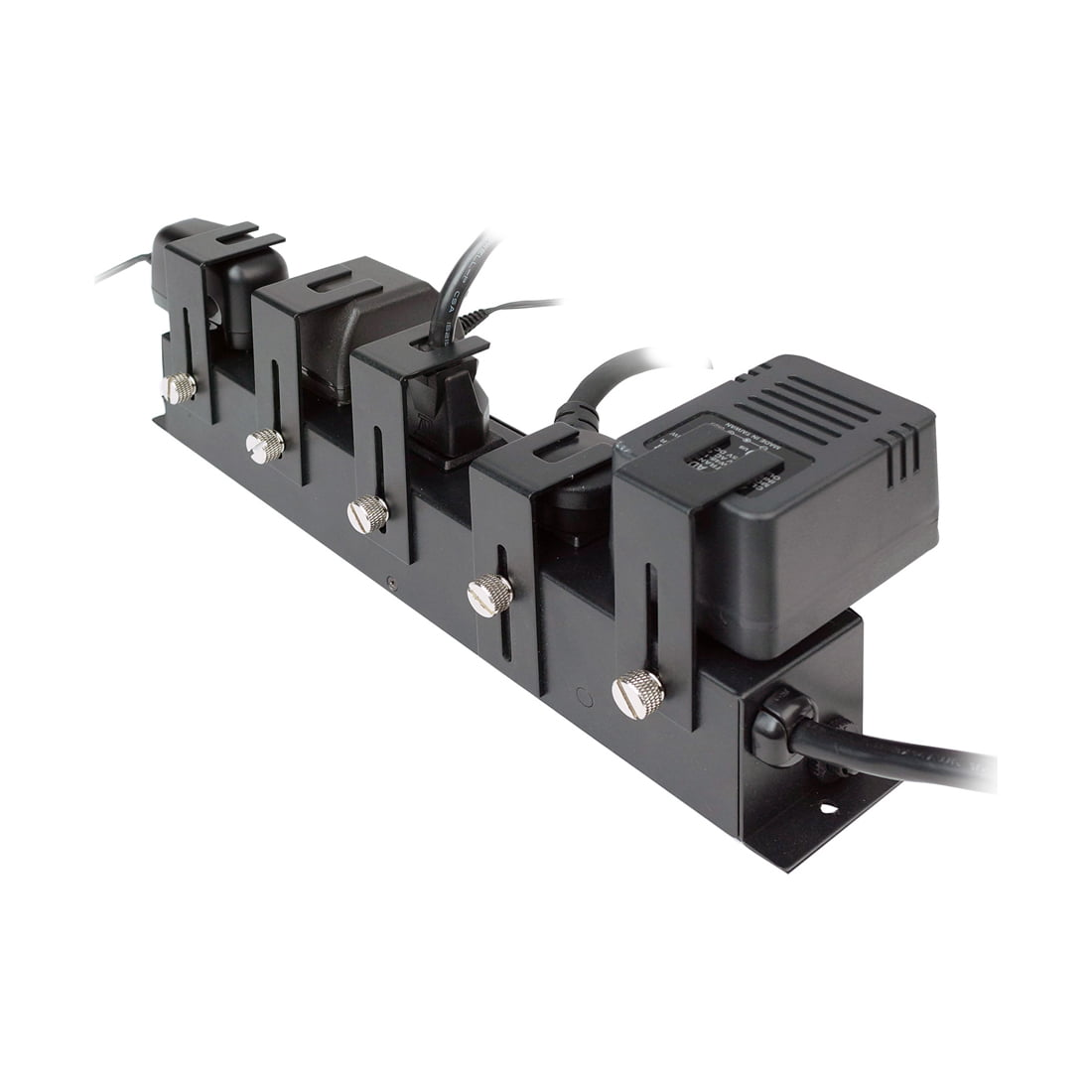 furman pluglock with 12a power distribution strip. Black Bedroom Furniture Sets. Home Design Ideas