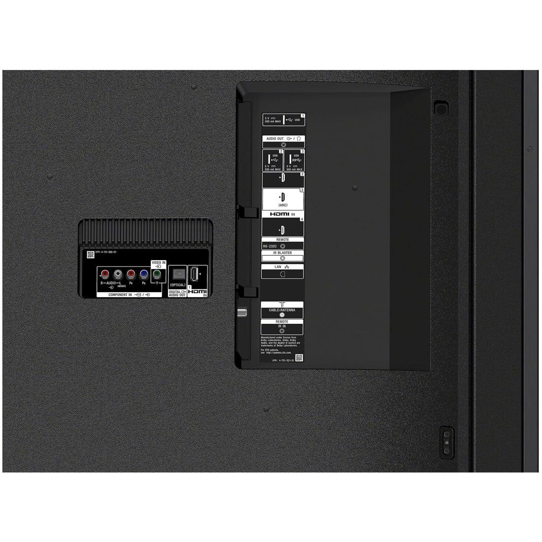 Sony Xbr 75x850f Hdr Smart Tv Ht X9000f 2 1ch Soundbar