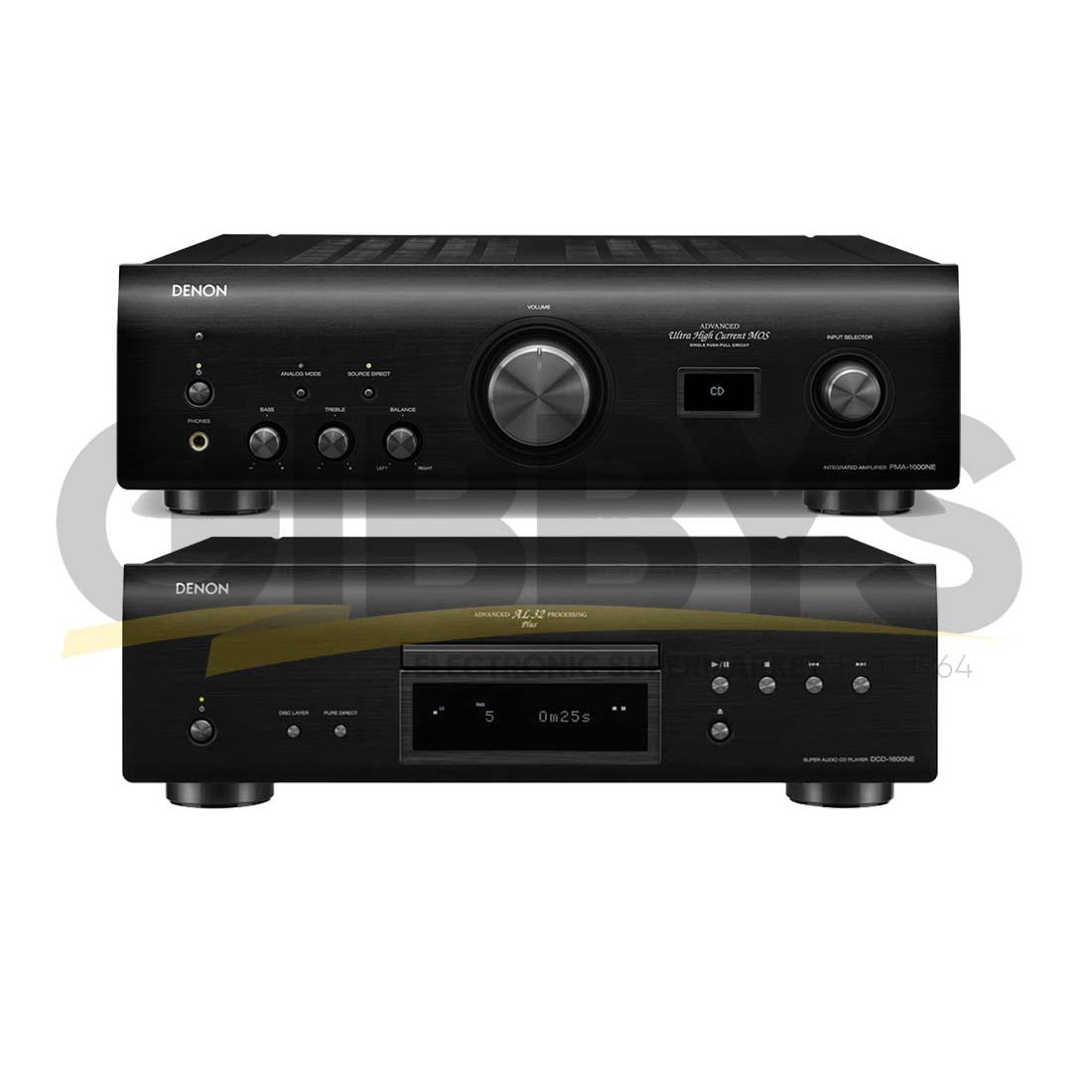 Denon PMA-1600NE