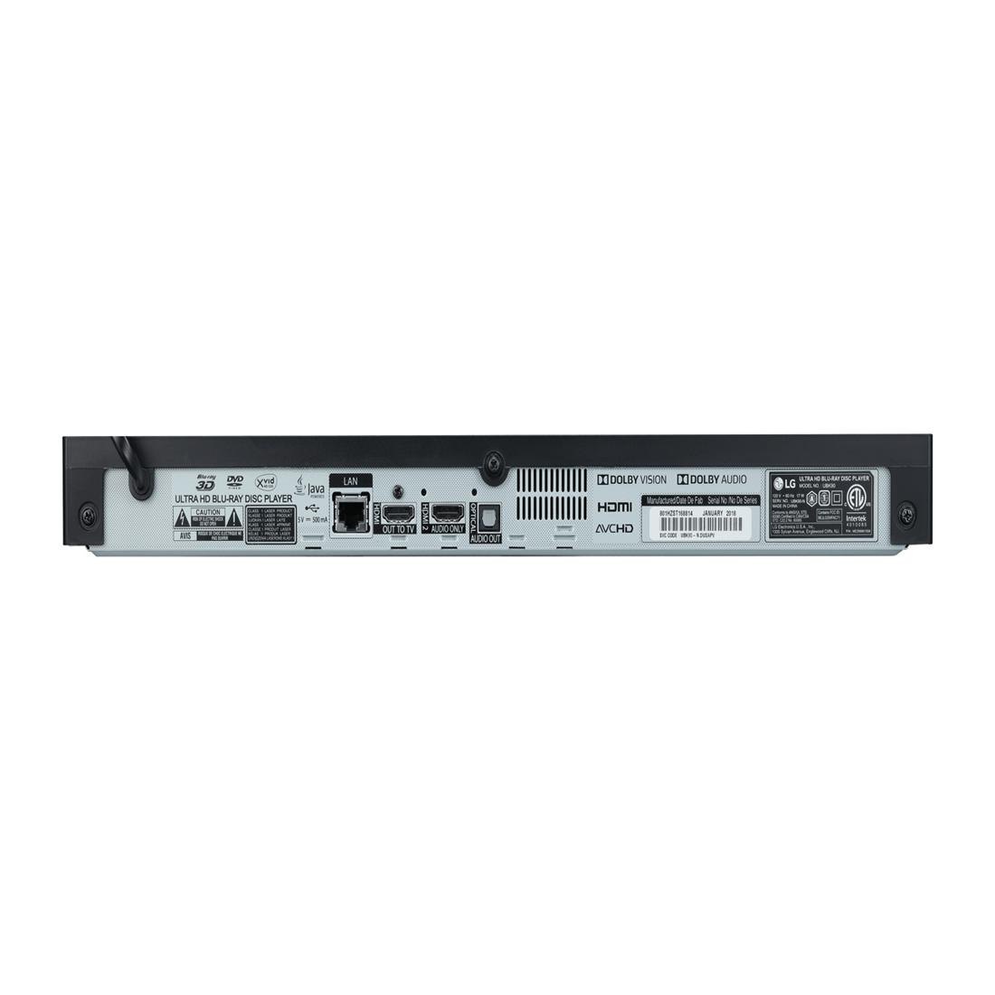LG HU80KA 4K UHD Laser CineBeam Projector | UBK90 4K Disc Player