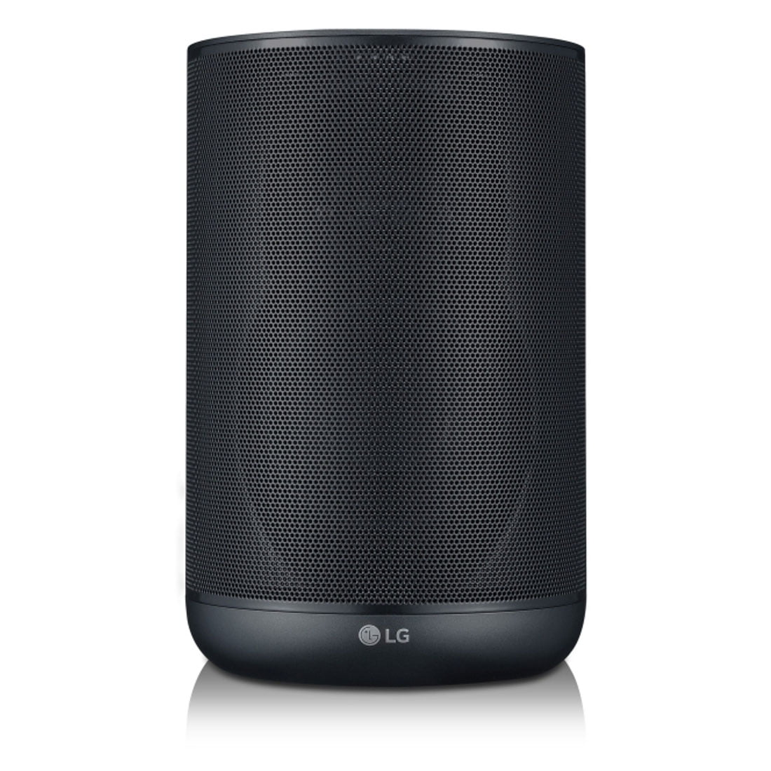LG WK7 Thinq Smart Speaker With Bluetooth - Black
