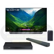 LG OLED65C8 bundle