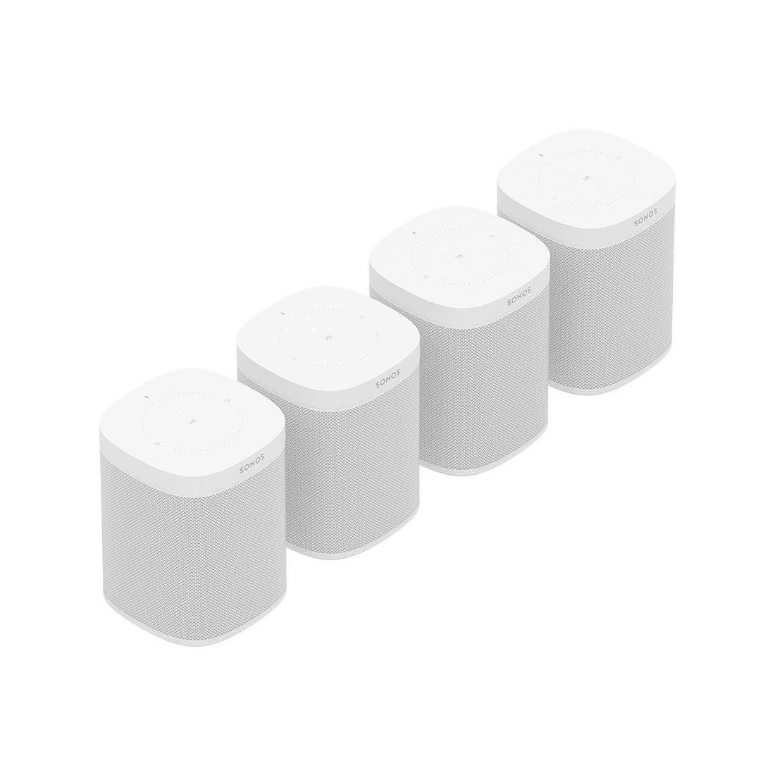 sonos 1 x 4 white