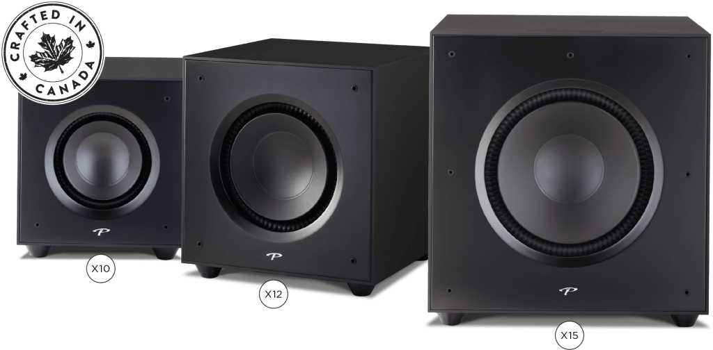 Paradigm Defiance X Series Subwoofers   Gibbys Electronic