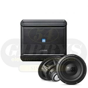 Alpine MRV-M500B B Stock Bundle