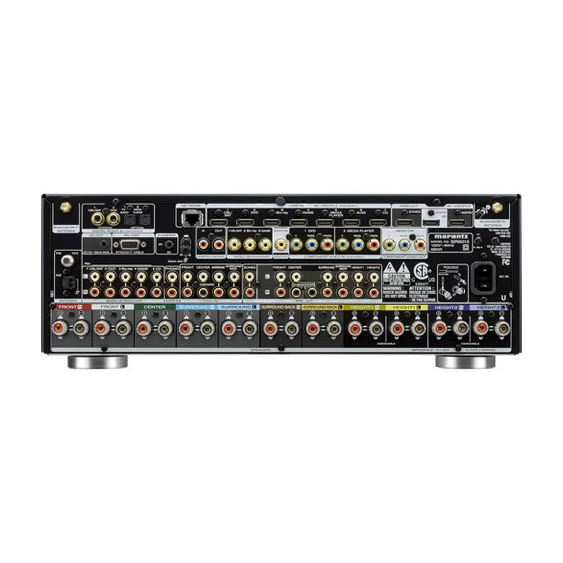 Marantz SR6013 B-Stock 9.2-Ch. Network A/V Receiver