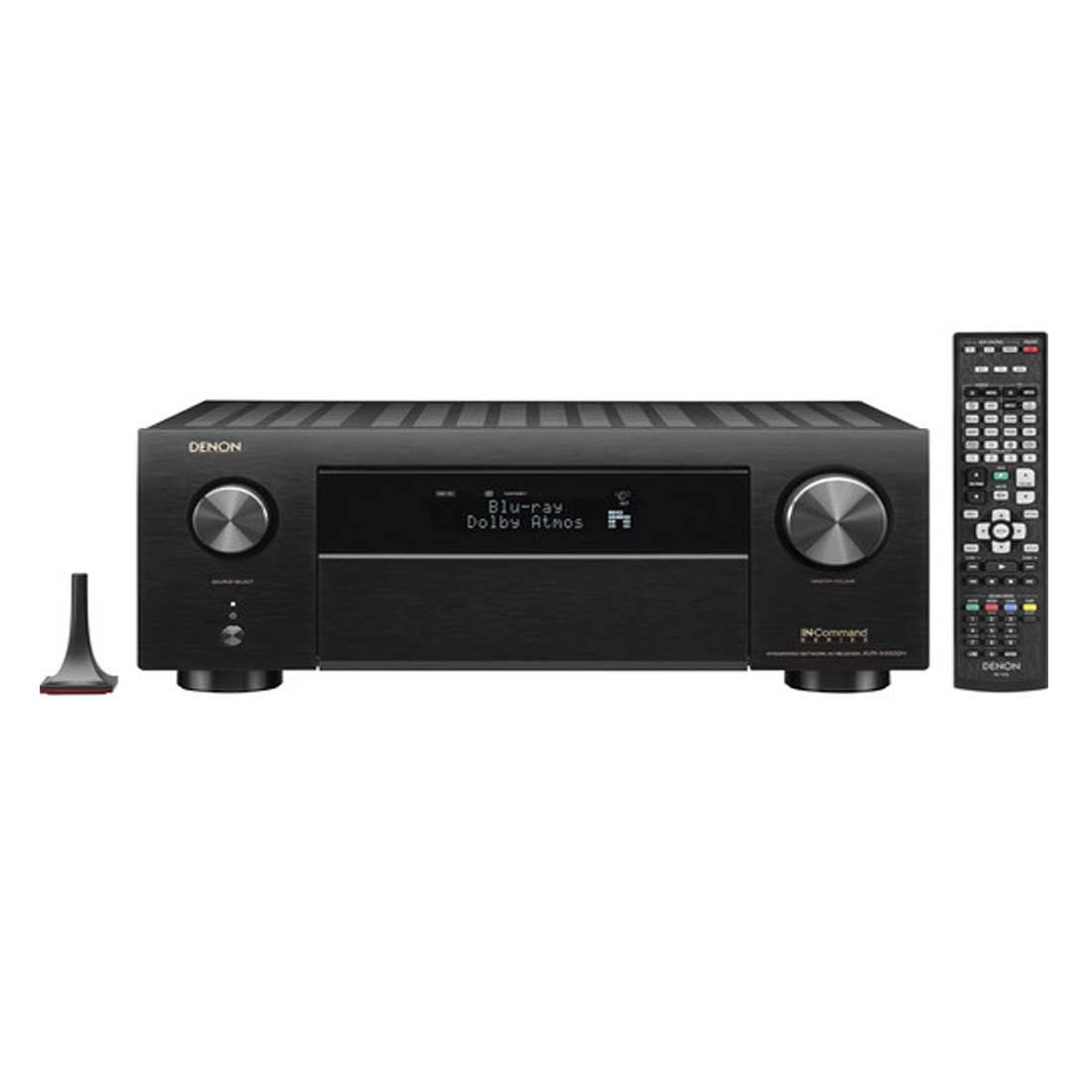 Denon AVR-X4500H 9 2-Channel Network A/V Receiver