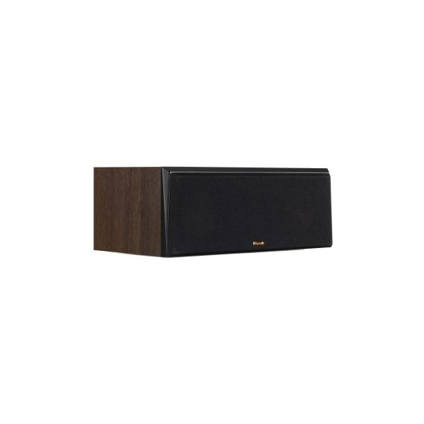 RP-500C_Walnut_Angle-Grille