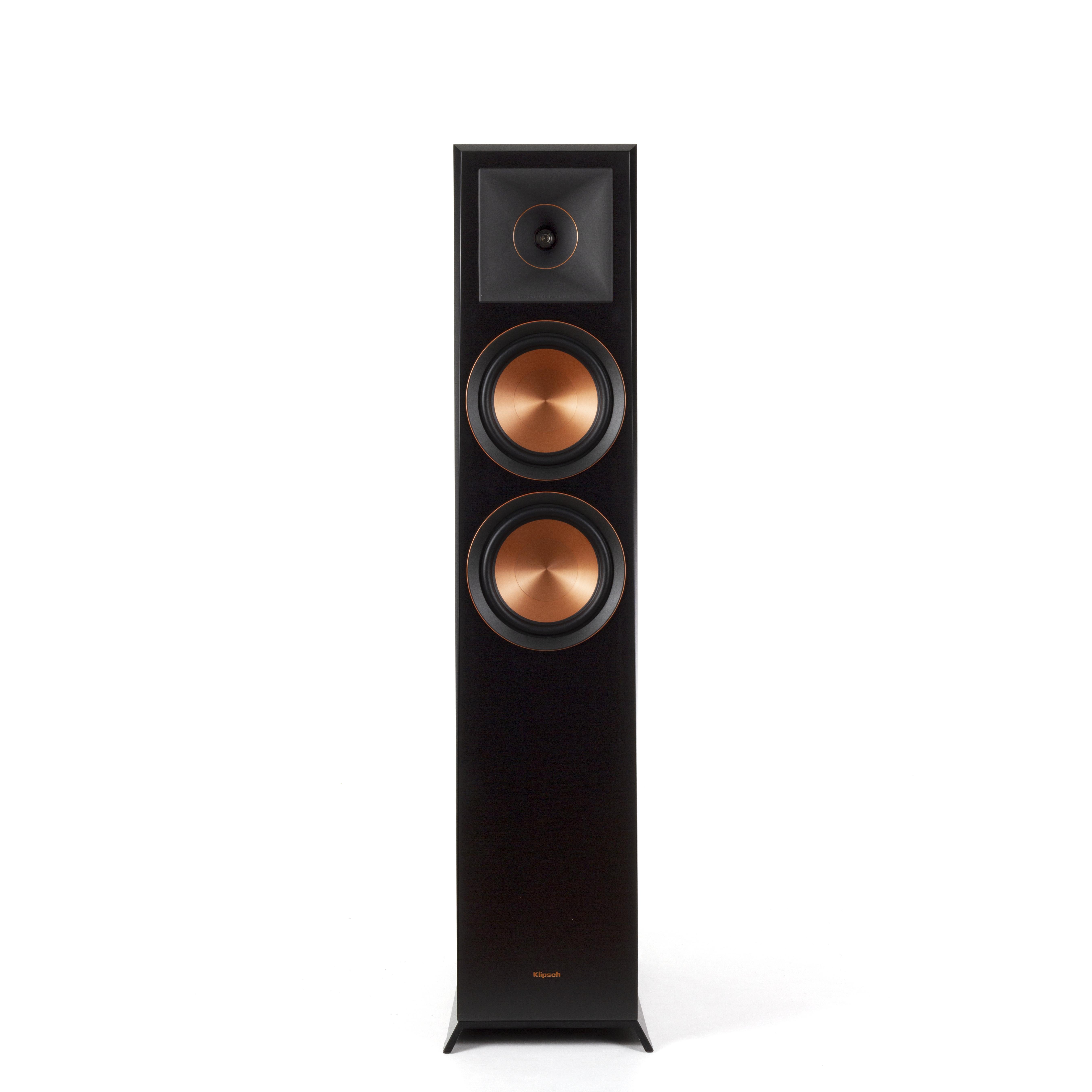 RP-6000F_Black-Vinyl_Front
