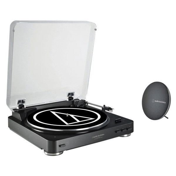 Audio-Technica AT-LP60SPBT-BK