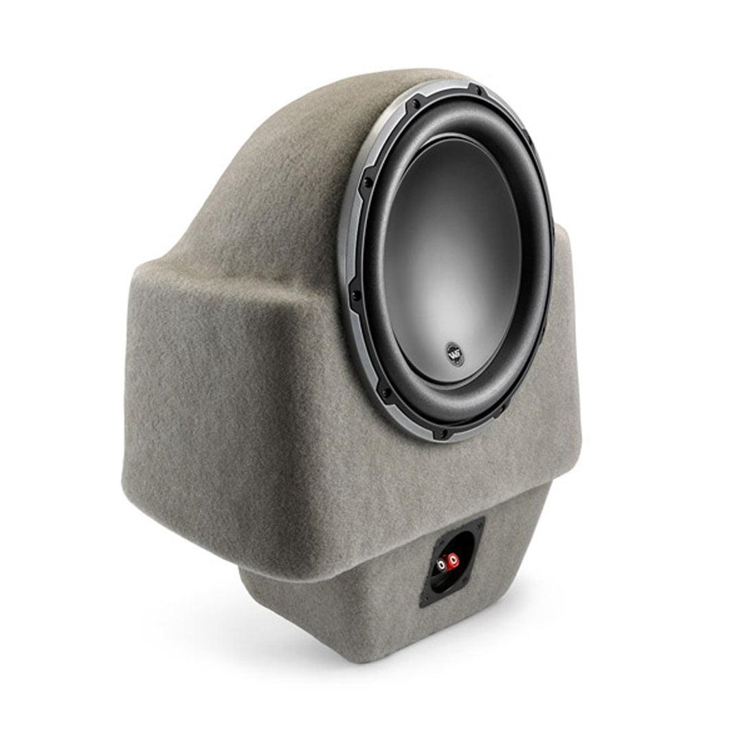 JL Audio SB-GM-HUMRH2/12W6v3/DG Stealthbox for 2003-2007 Hummer H2 - 94141