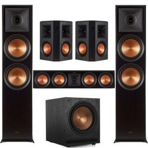 Klipsch RP-8000FB Reference Premiere 5.1 Speaker Bundle #6