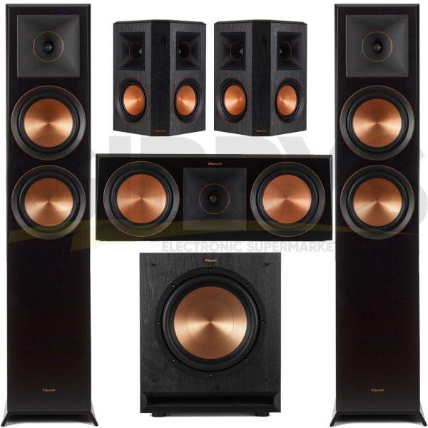 Klipsch RP-6000FB Reference Premiere 5.1 Speaker Bundle #15