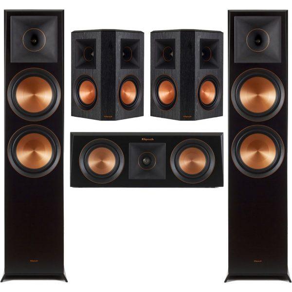 Klipsch RP-8000FB Reference Premiere 5.0 Speaker Bundle #7