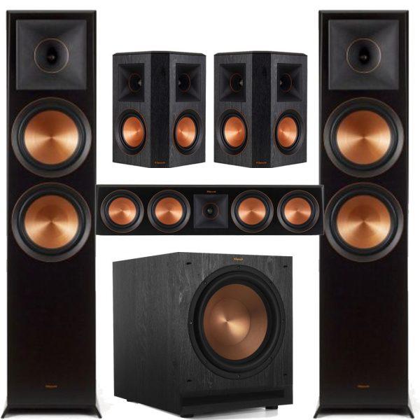 Klipsch RP-8060FAB Reference Premiere 5.1 Speaker Bundle #4
