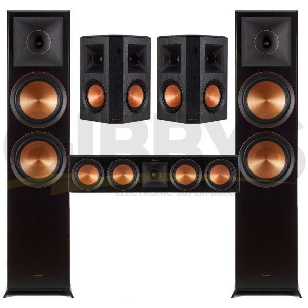 Klipsch RP-8000FB Reference Premiere 5.0 Speaker Bundle #5