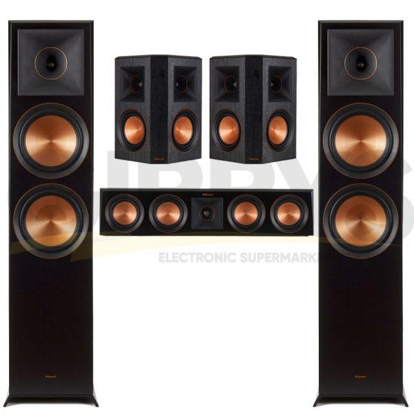 Klipsch RP-8000FB Reference Premiere 5.0 Speaker Bundle #10