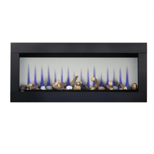 Napoleon NEFBD50HE CLEARion Elite Built-In See-Thru Electric Fireplace