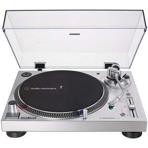 Audio-Technica AT-LP120XUSB-SV Front