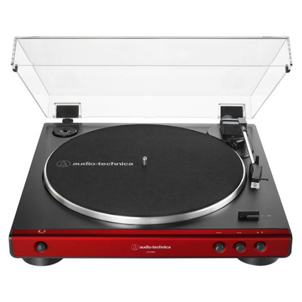 Audio-Technica AT-LP60X-RD