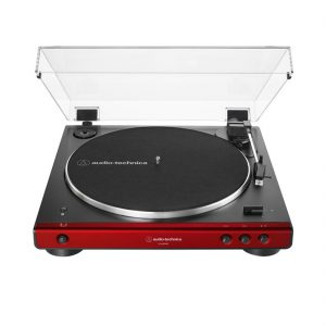 Audio-Technica AT-LP60XBT-RD