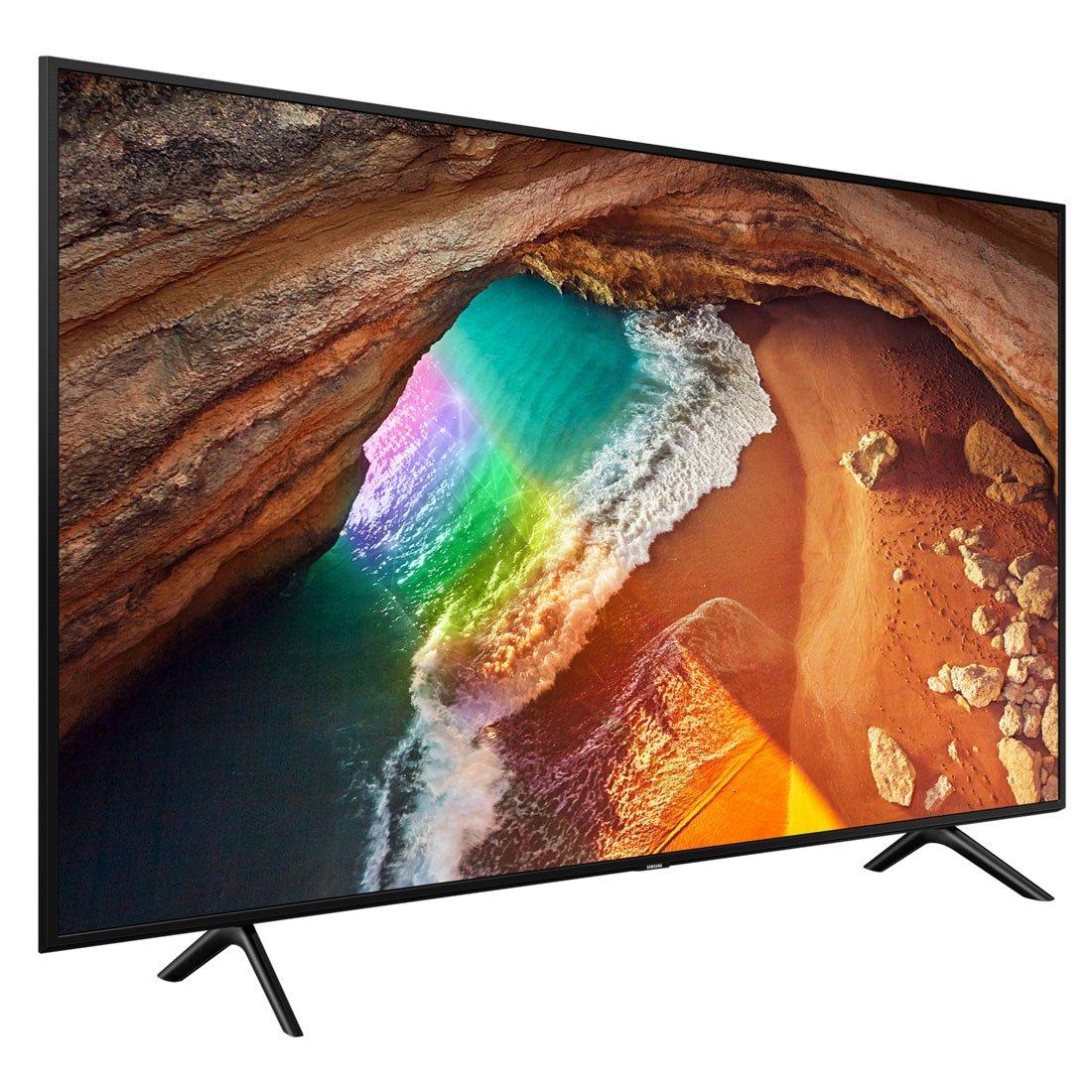 "Samsung QN65Q60RAFXZC 65"" QLED 4K Smart Flat Screen TV"