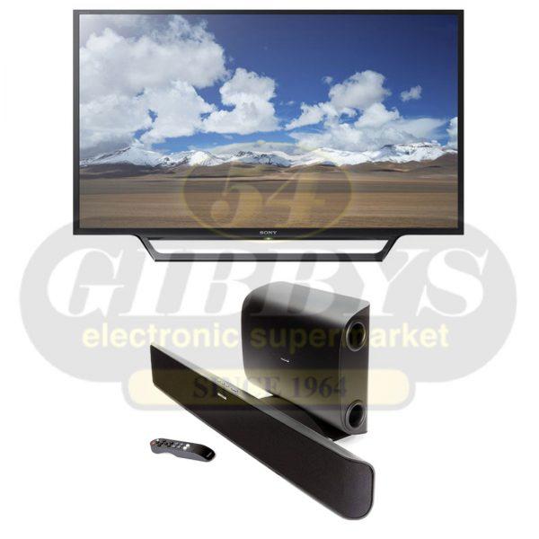 Phd Smart Bar Test Smart Tv Led 32 Hd Samsung Hg32ne595jgxzd Hdtv Antenna Barrie Ontario Camera Sports Hd Dv 1080p H 264: Sony KDL-32W600D 32″ 720p Smart LED TV Combo