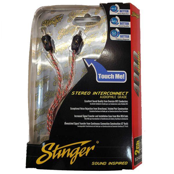 Stinger SI42 Front