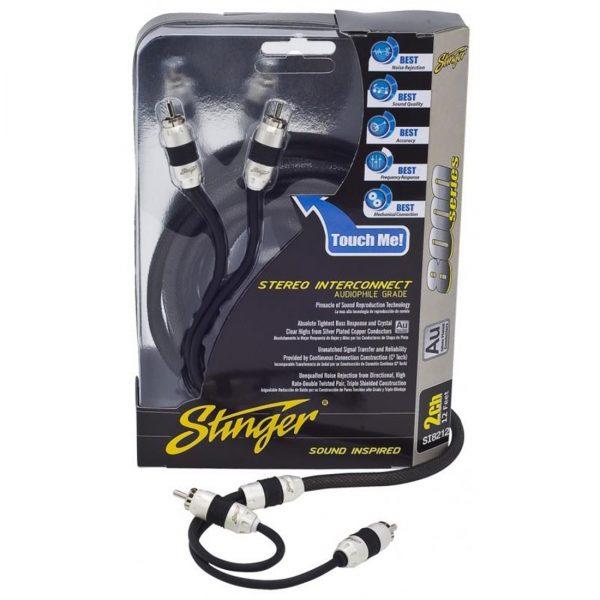 Stinger SI82 Front