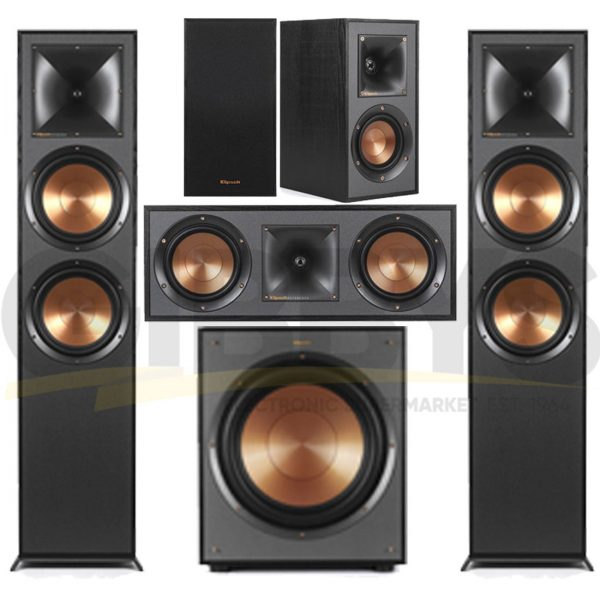 Klipsch R-820FB Reference 5.1 Speaker Bundle
