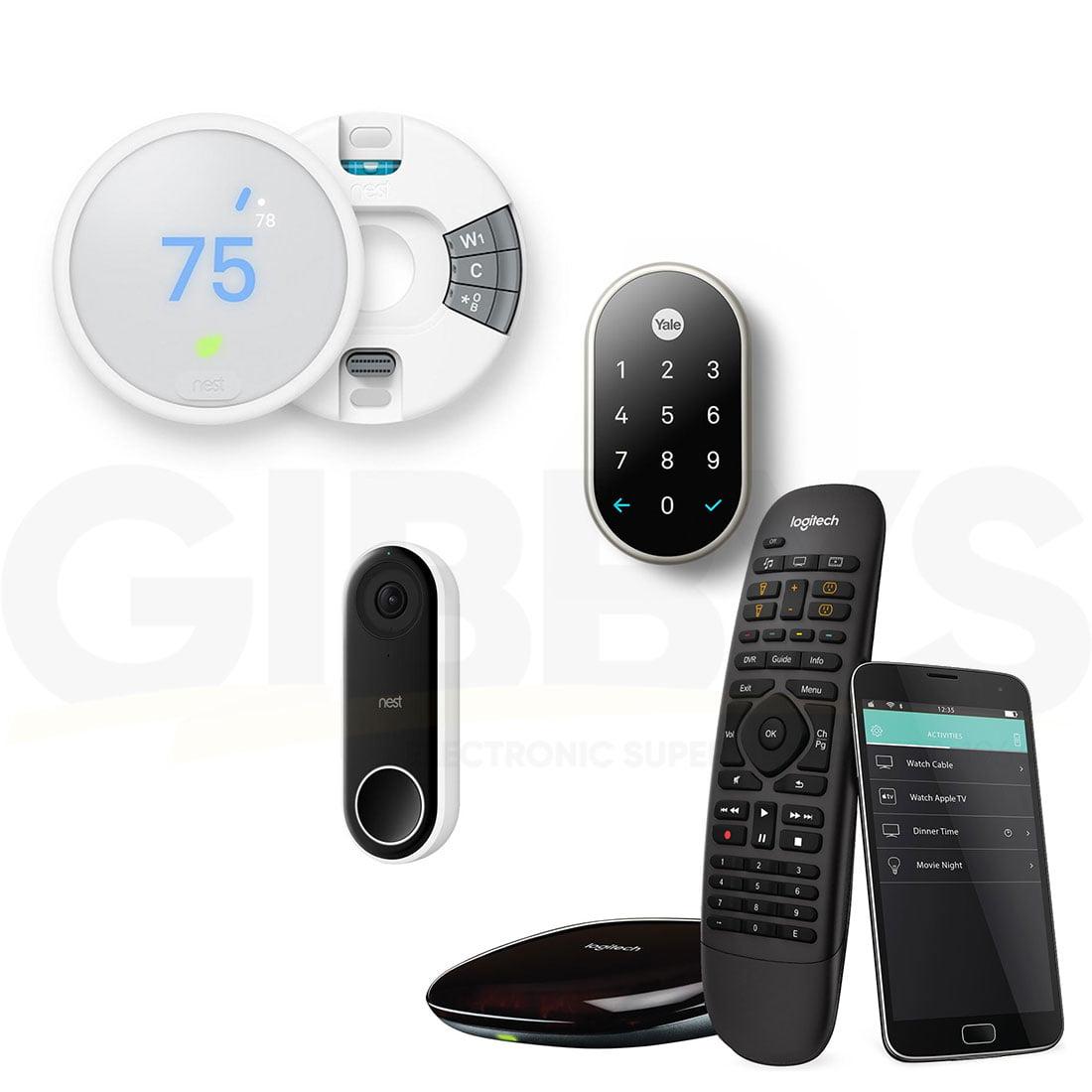 Nest Smart Home Security Automation Bundle # 3