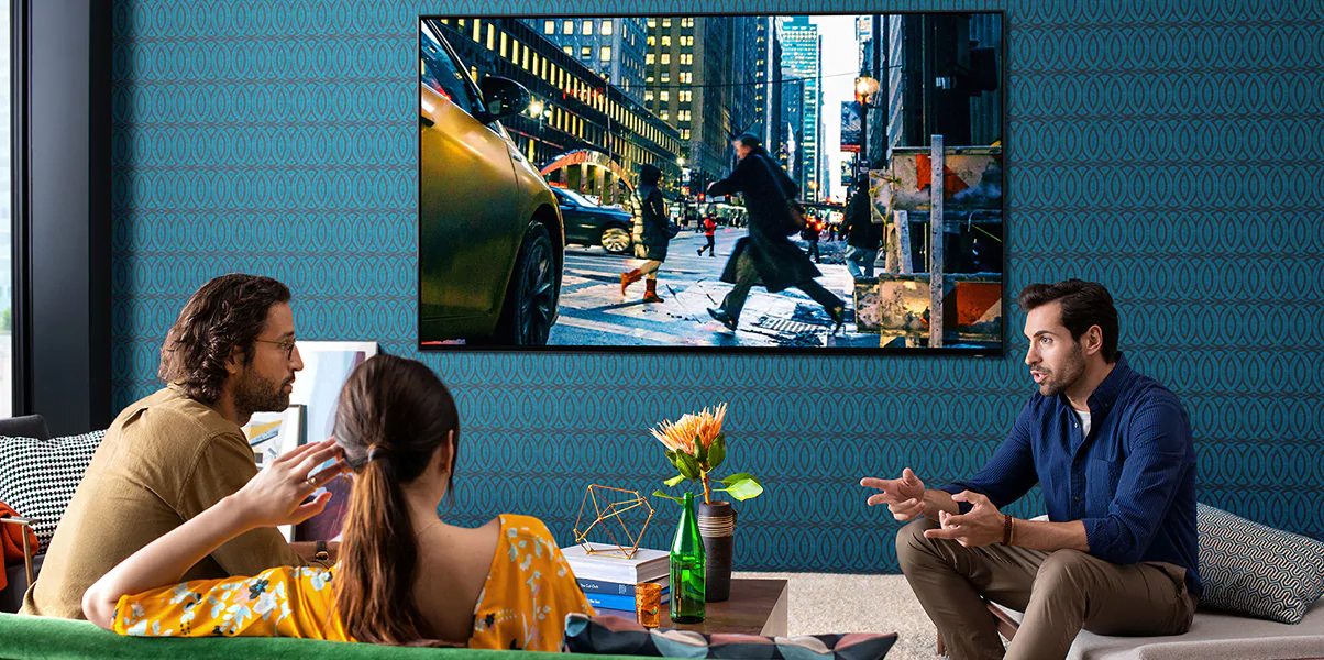 Samsung 8K Lifestyle Image 4