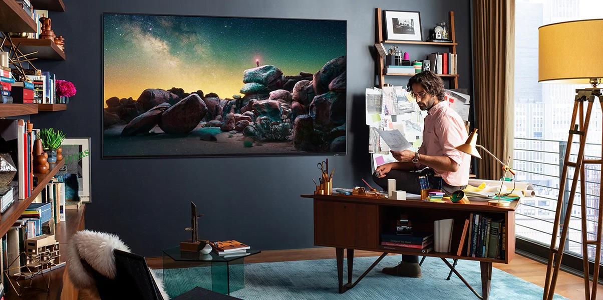 Samsung 8K Lifestyle Image 7