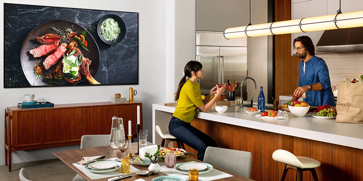 Samsung 8K Lifestyle Image 8