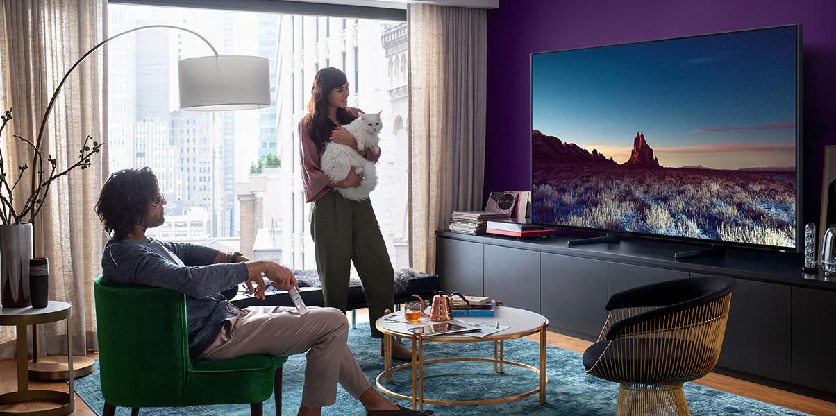 Samsung 8K Lifestyle Image 9