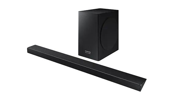 Samsung R650 Soundbar