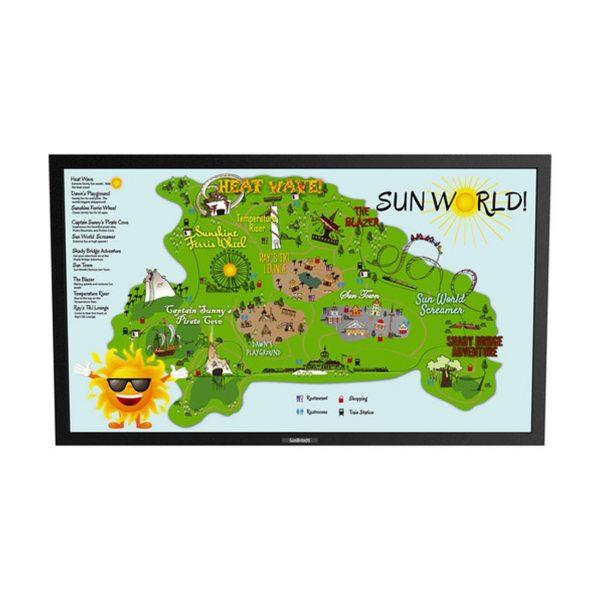 SunBrite DS-5525L-BL