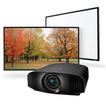 Projectors & Projector Screens​ Image 01