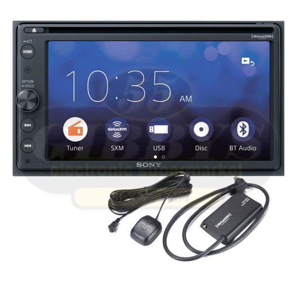 Sony XAV-AX210SXMC